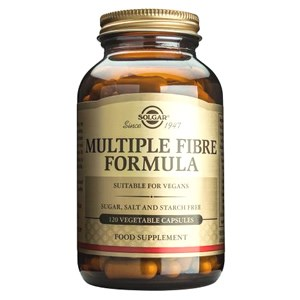 Solgar Multiple Fibre Formula Vegetable Capsules