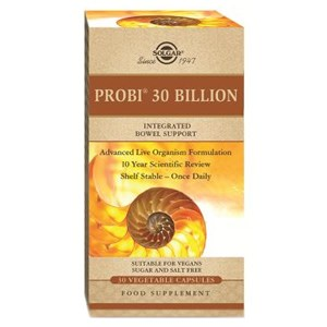 Solgar Probi® 30 Billion Vegetable Capsules