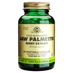 Solgar Saw Palmetto Berry Extract Vegetable Capsules