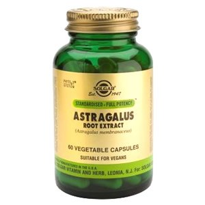 Solgar SFP Astragalus Root Extract Vegetable Capsules