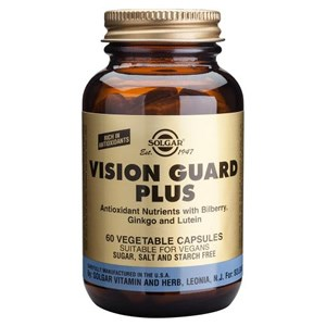 Solgar Vision Guard Plus Vegetable Capsules
