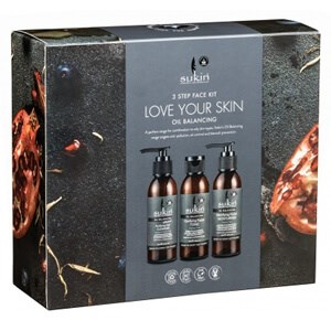 Sukin Love Your Skin 3 Step Face Kit - Oil Balancing