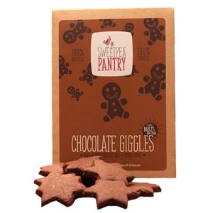 SweetPeaPantry Chocolate Giggles Biscuits Mix