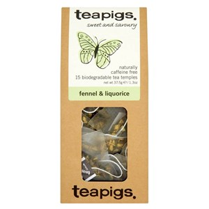 Teapigs Fennel and Liquorice Tea