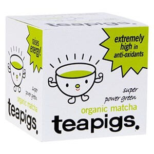 Teapigs Organic Matcha Super Power Green