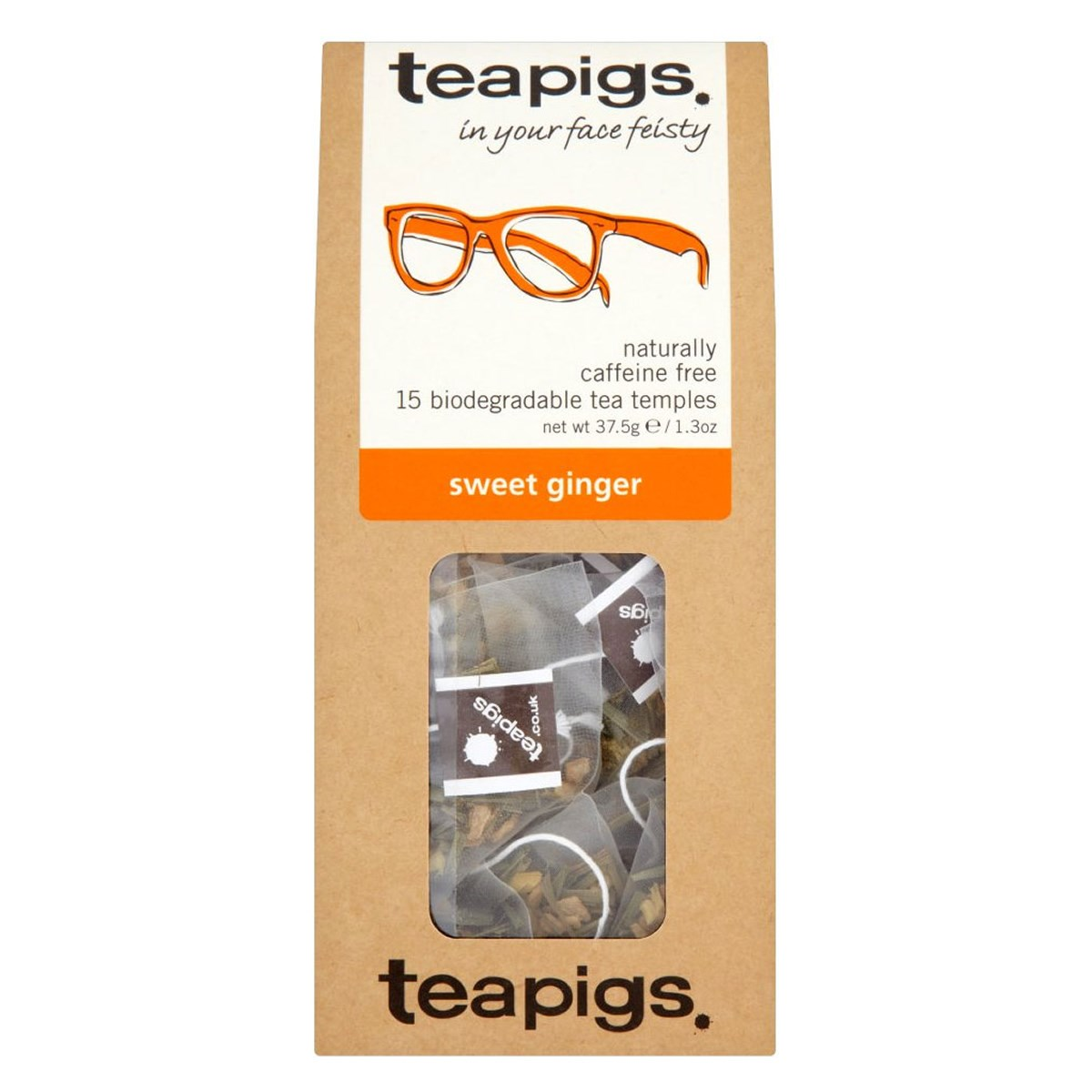 Teapigs Sweet Ginger Tea