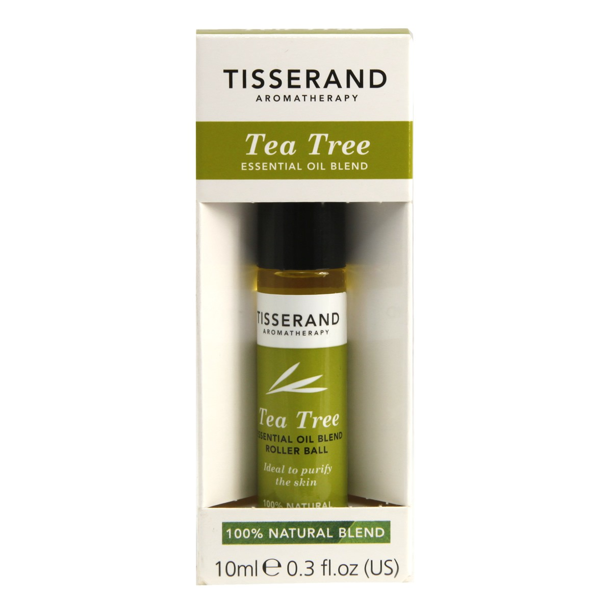 Tisserand Tea Tree Essential Oil Blend Roller Ball
