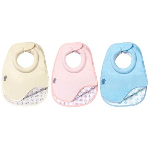 Tommee Tippee Closer to Nature 2 Milk Feeding Bibs (0m+)