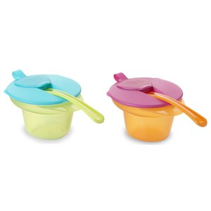 Tommee Tippee Explora Cool & Mash Weaning Bowl (4m+ )