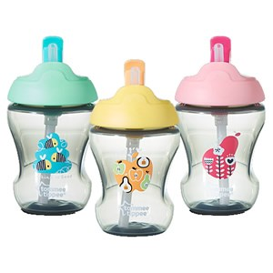 Tommee Tippee Training Straw Cup (7m+)