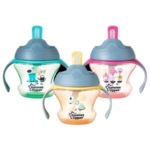Tommee Tippee Weaning Straw Cup (6m+)