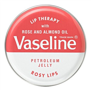 Vaseline Lip Therapy With Rose & Almond Oil - Rosy Lips