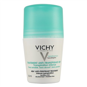 Vichy Antiperspirant Roll-on 48 Hour Intensive