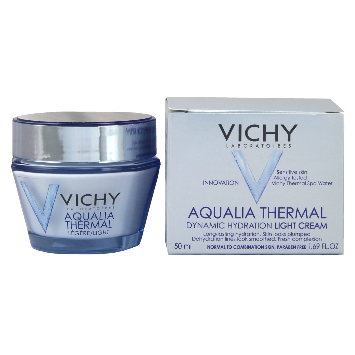 Vichy Aqualia Thermal Dynamic Hydration Light Cream