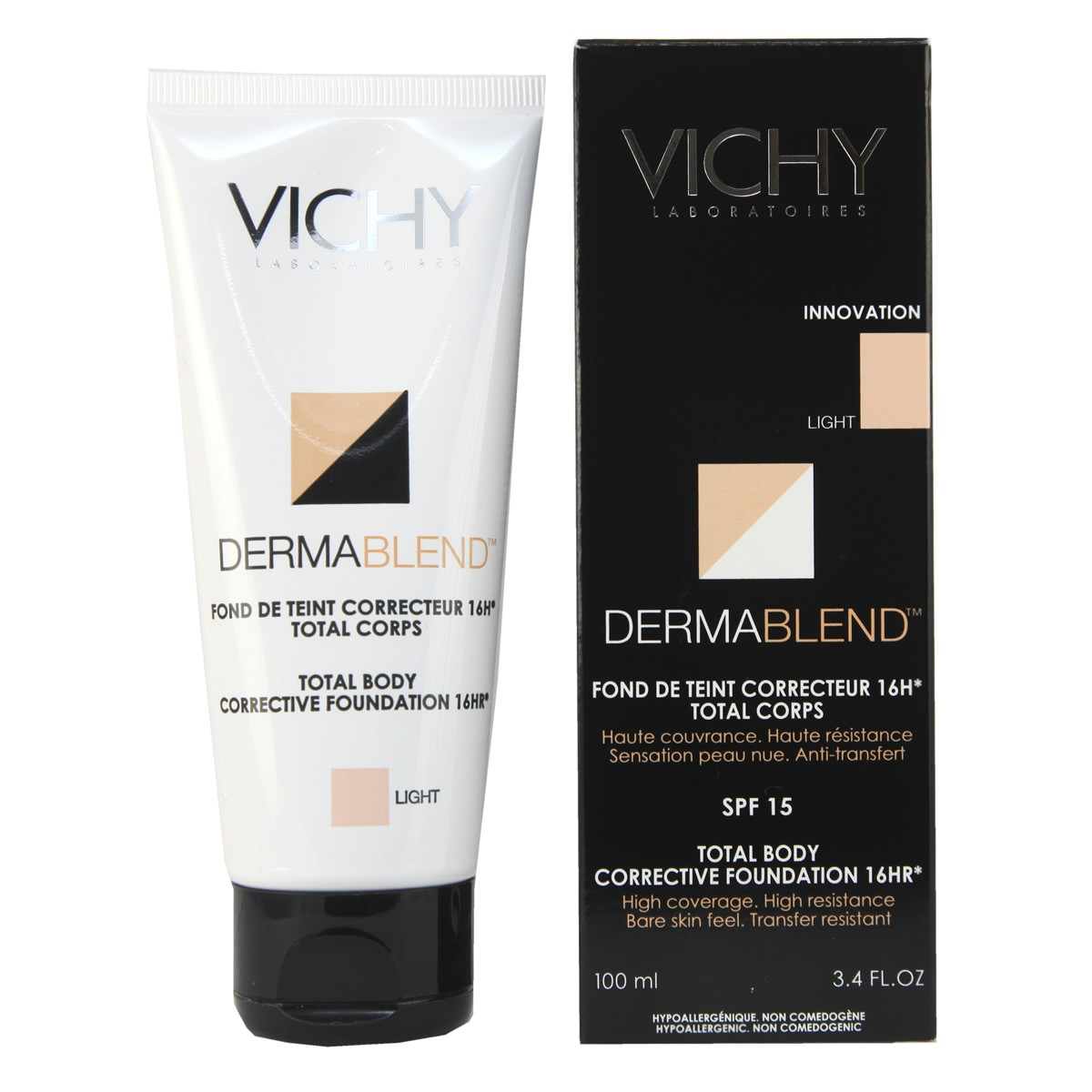 Vichy Dermablend Total Body Corrective Foundation 16Hr