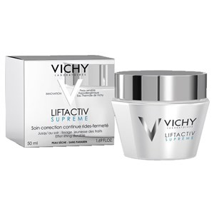 Vichy LIFTACTIV Supreme Cream - Dry to Very Dry Skin