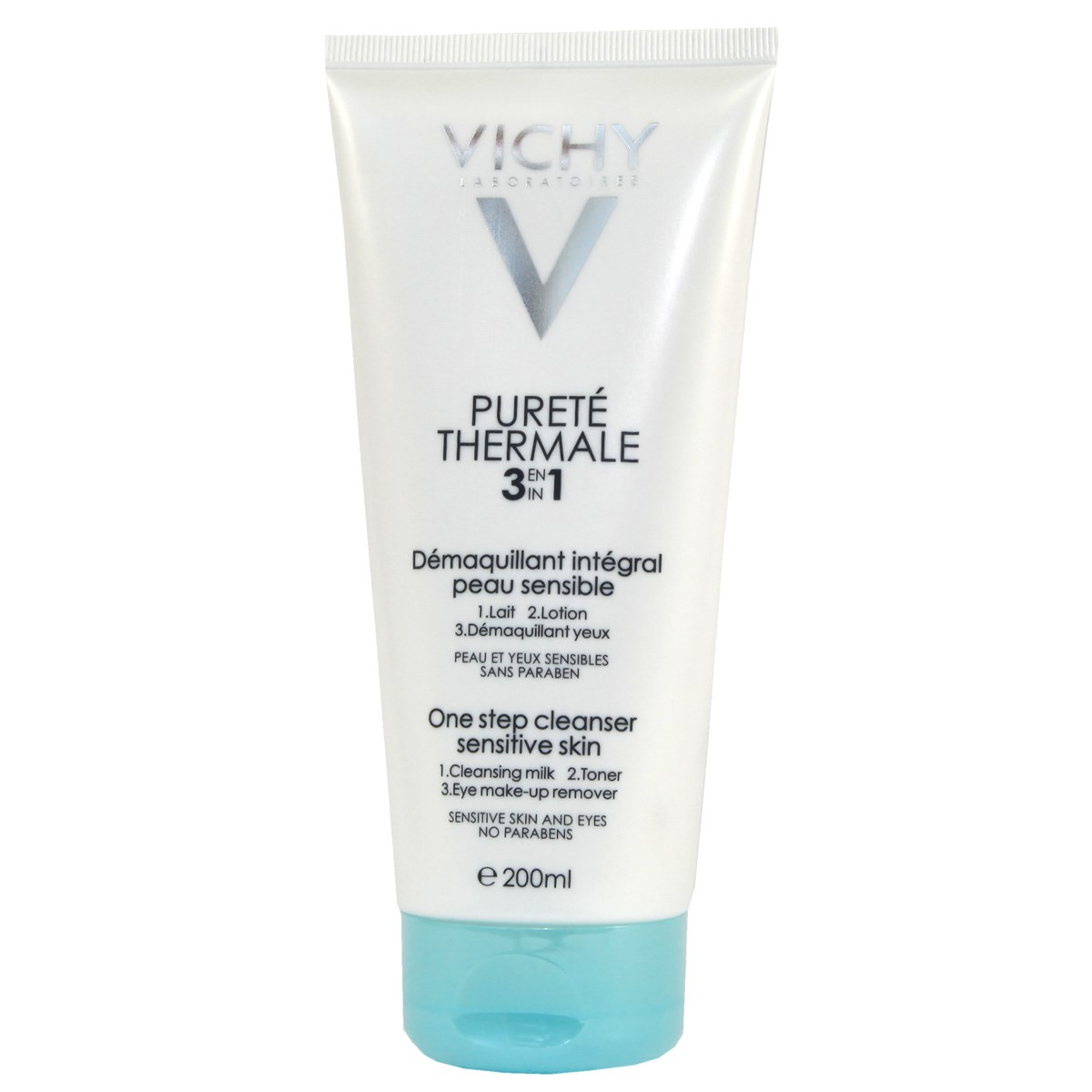 Vichy Purete Thermale 3 In 1 One Step Cleanser Sensitive Skin