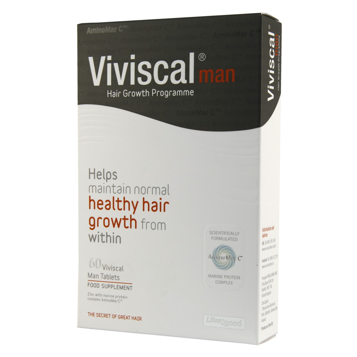 Viviscal Man Healthy Hair Growth Tablets
