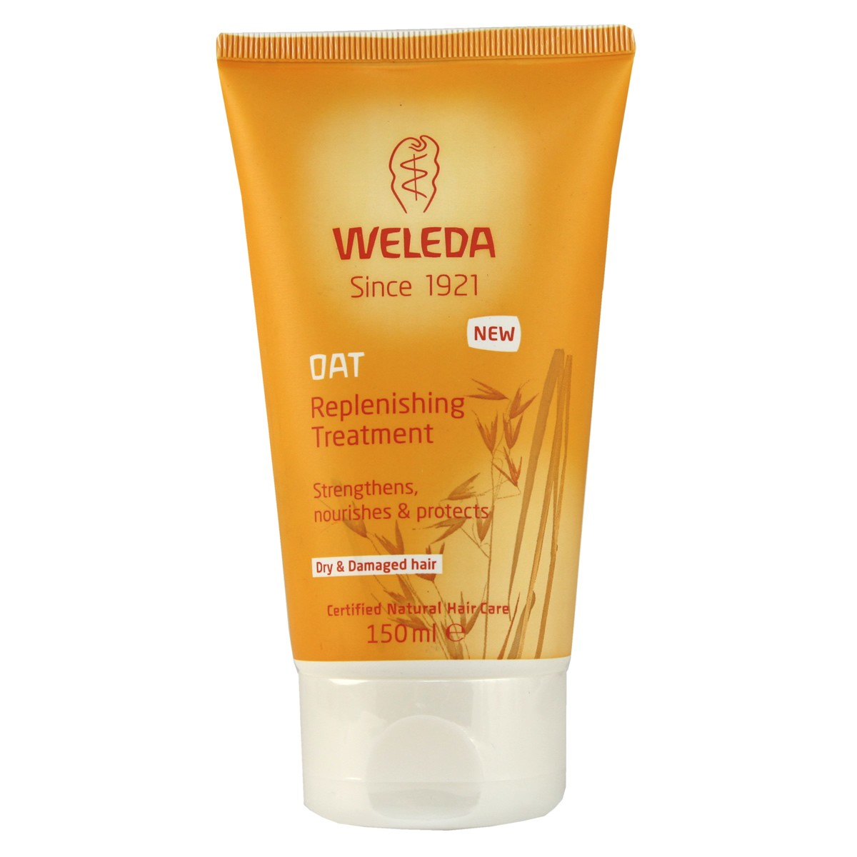 Weleda Oat Replenishing Treatment For Dry & Damaged Hair