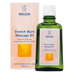 Weleda Strech Mark Massage Oil 100ml