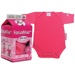 Xplorys Freshwear Body Suit - Pretty Pink