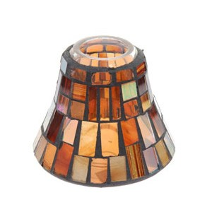 Yankee Candle Accessories - Autumn Mosaic Small Shade