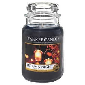 Yankee Candle Housewarmer Jar - Autumn Night