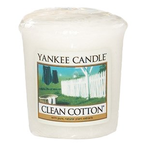 Yankee Candle Housewarmer Sampler - Clean Cotton