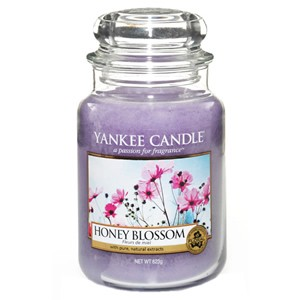 Yankee Candle Housewarmer Honey Blossom Jar