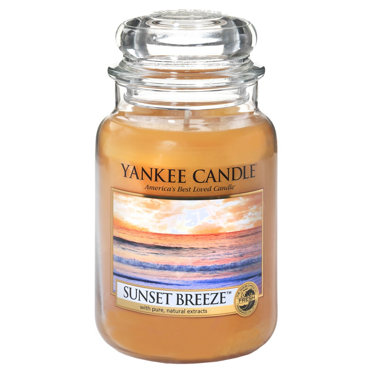 Yankee Candle Housewarmer Jar - Sunset Breeze