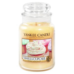 Yankee Candle Housewarmer Vanilla Cupcake Jar Medium
