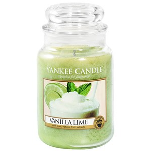 Yankee Candle Housewarmer Vanilla Lime Jar Small