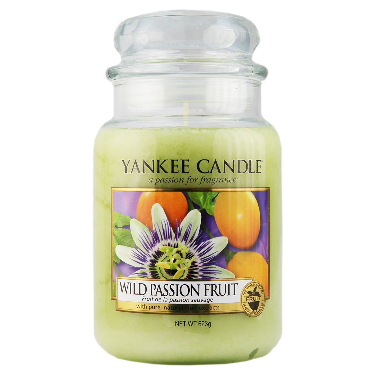 Yankee Candle Housewarmer Wild  Passion Fruit Jar