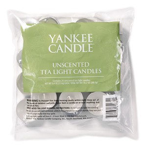 Yankee Candle Tea Light - Tart Warmers Unscented
