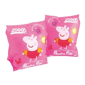 Zoggs Peppa Pig Armbands 3-6 years