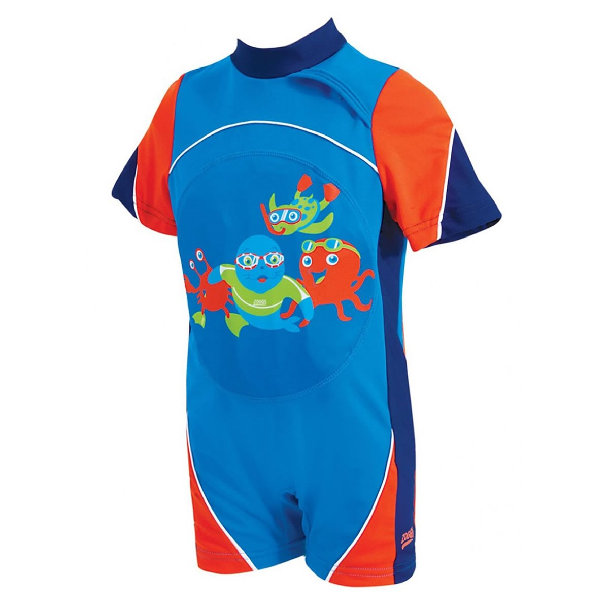 Zoggs Swimfree Floatsuit - 2-3 years