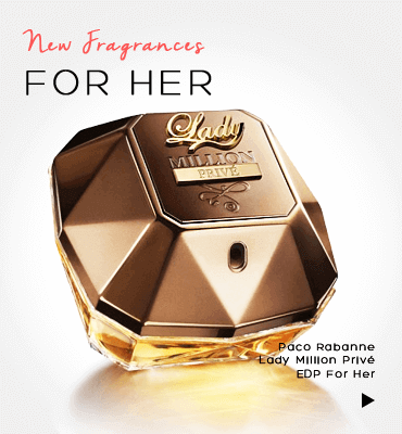 Paco Rabanne Lady Million Privé EDP For Her