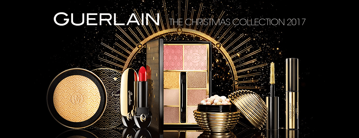 Guerlain Christmas Collection 2017 for Beauty