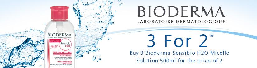 Bioderma Sensibio H2O B2G1F