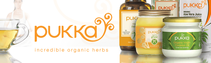 Pukka - incredible organic herbs