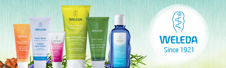 Weleda - Cultivating Beauty at every turn