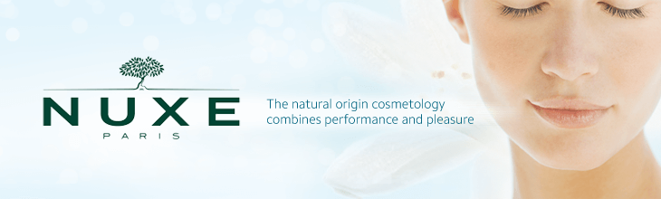 Nuxe - Natural skincare with rich textures and exquisite fragrances