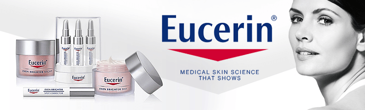Eucerin - Medical Skin Science That Shows