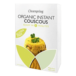 Clearspring Organic Gluten Free Instant Couscous