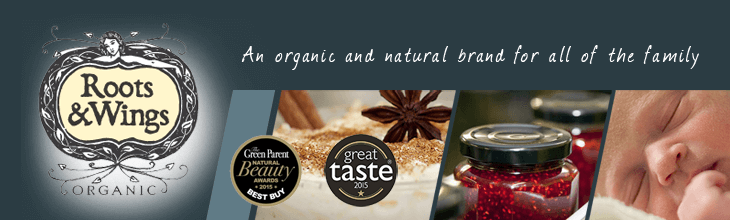 Roots & Wings - Organic Food and Body Care Products