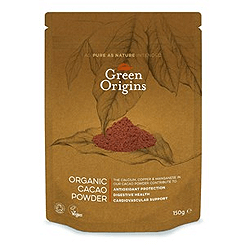 Green Origins Organic Cacao Powder