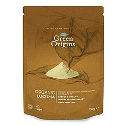 Green Origins Organic Raw Lucuma Powder