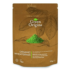 Green Origins Organic Wheatgrass Powder