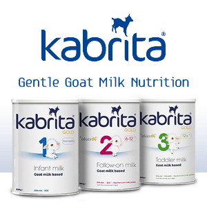 Kabrita - Gentle goat milk nutrition