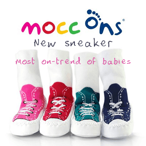 Mocc Ons - New sneaker